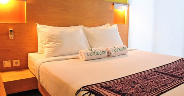 Hotel dekat gelora bung karno murah budget di bawah 500rb for Aja resort warnemunde suite