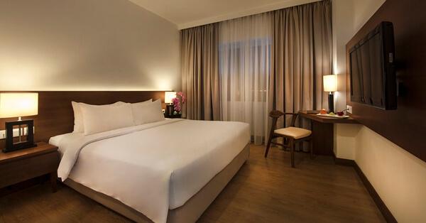 Hotel Dekat ICE BSD - Allium Tangerang Hotel