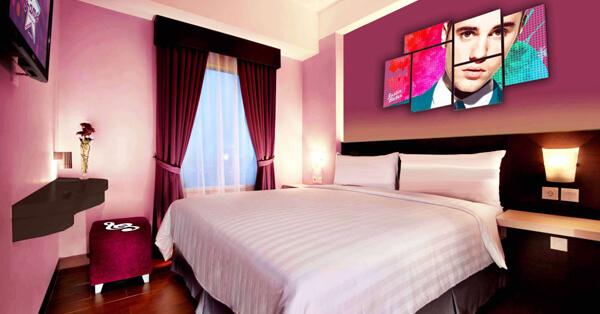 Hotel Dekat ICE BSD - Fame Hotel Gading Serpong