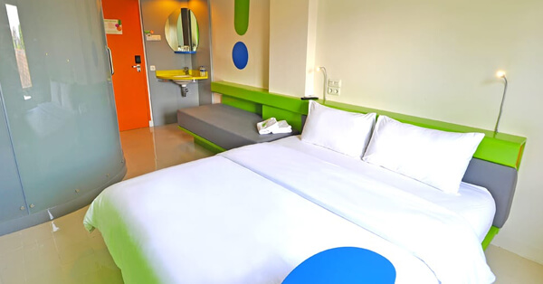 Hotel Dekat ICE BSD - Pop! Hotel BSD City