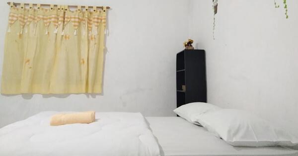 Hotel Dekat Malioboro Jogja - ndalem diajeng homestay