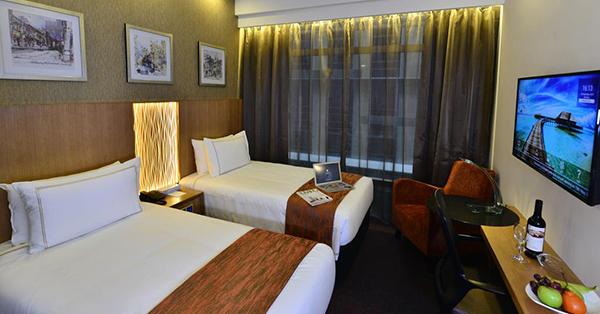 Hotel Murah di Singapore Dekat MRT Orchard