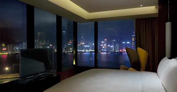Hotel Romantis Hong Kong