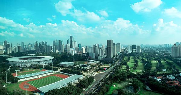 Hotel dengan jacuzzi di Jakarta
