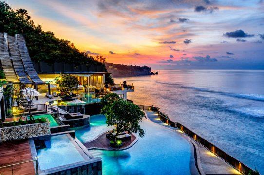 Hotel Termahal di Indonesia - Anantara Uluwatu