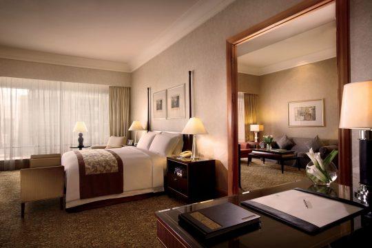 Hotel Termahal di Indonesia - ritz-carlton