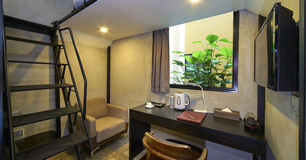 accommodations in Singapore_Hotel Yan