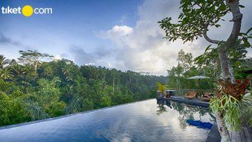 Hotel dengan Infinity Pool di Bali