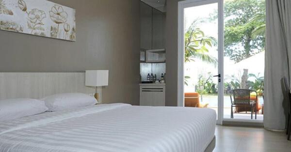 Hotel di Anyer Dekat Pantai - Double G Resort Anyer