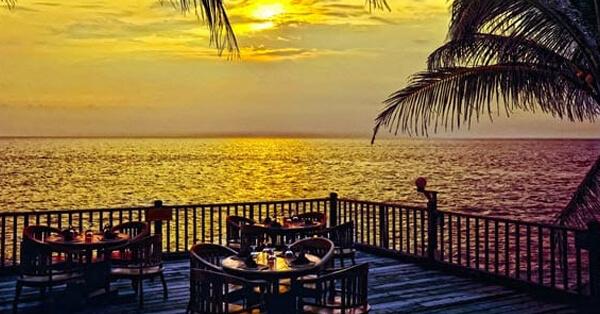 Hotel di Anyer Dekat Pantai - Patra Jasa Anyer Beach Resort