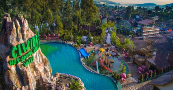Hotel di Bandung - Ciwidey Valley Resort