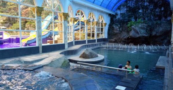 Hotel Di Bandung Dengan Kolam Air Hangat Harga 1 Jutaan Tiket Com