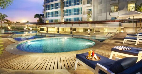 Hotel di Bandung - Hotel Grand Royal Panghegar