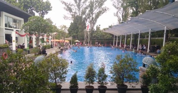 Hotel di Bandung - Oasis Siliwangi Sport Hotel