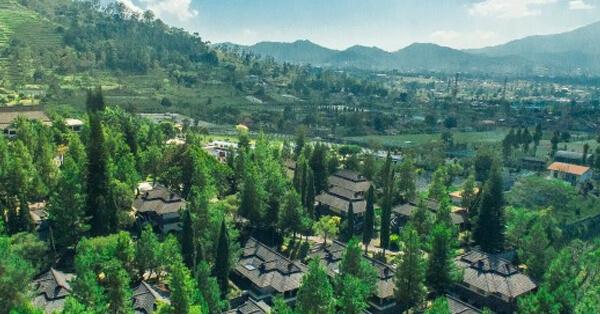 Hotel di Bandung - Puteri Gunung Hotel
