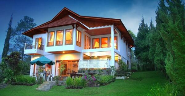 Hotel di Bandung - Sari Ater Hotel dan Resort