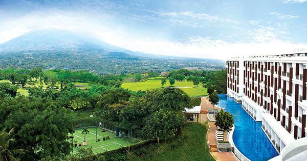 Hotel di Bogor - Hotel R Rancamaya