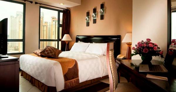 Hotel di Jakarta Barat - Grand Tropic Suites Hotel