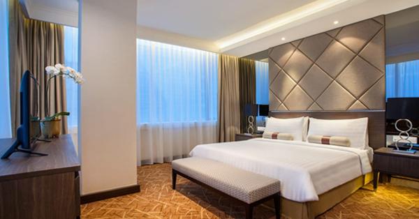 Hotel di Jakarta Barat - Menara Peninsula Hotel