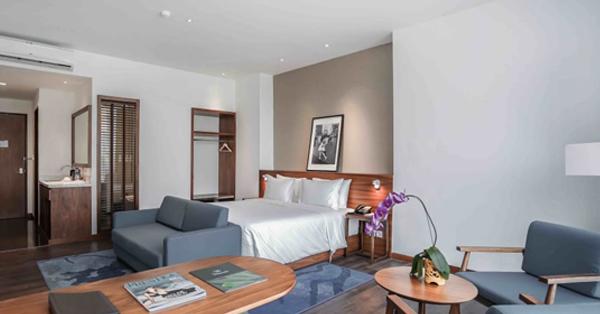 Hotel di Jakarta Barat - Veranda Serviced Residence Puri