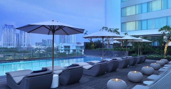 Hotel di Jakarta - Holiday Inn Kemayoran