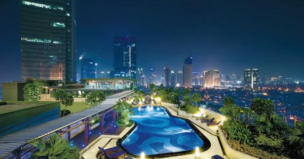 Hotel di Jakarta - Hotel Kempinski Jakarta