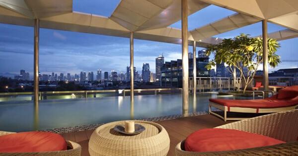 Hotel di Jakarta - Morrissey Hotel
