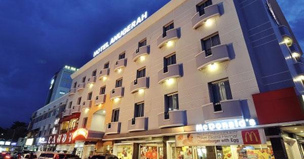 Hotel di Palembang - Hotel Anugerah Palembang