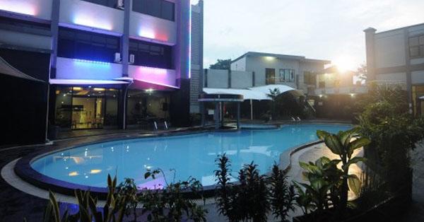Hotel di Palembang - Hotel Swarna Dwipa Palembang