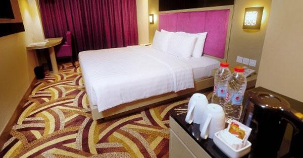 Hotel di Palembang - S One Hotel