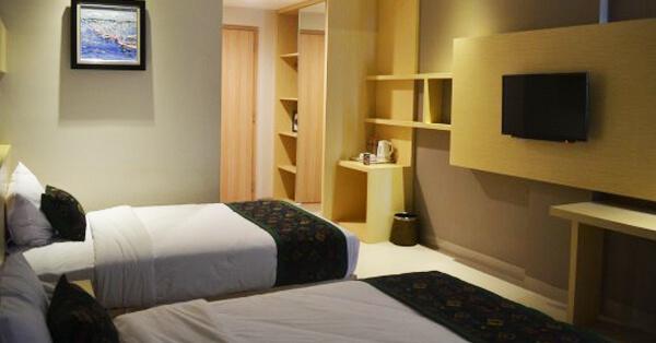 Hotel di Pangandaran dengan View Laut - Emerald Hotel