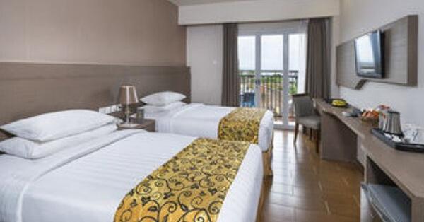 Hotel di Pangandaran dengan View Laut - Horison Palma hotel