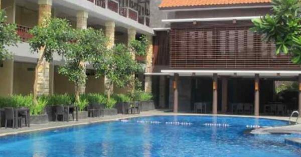 Hotel di Pangandaran dengan View Laut - Surya Kencana seaside