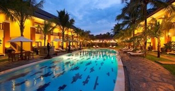 Hotel di Pangandaran dengan View Laut - The Arnawa