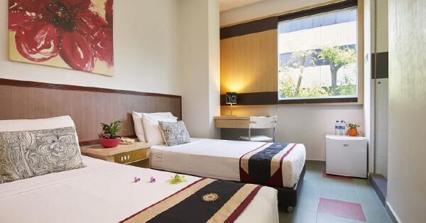 Hotel di Singapore - Tai Hoe Hotel