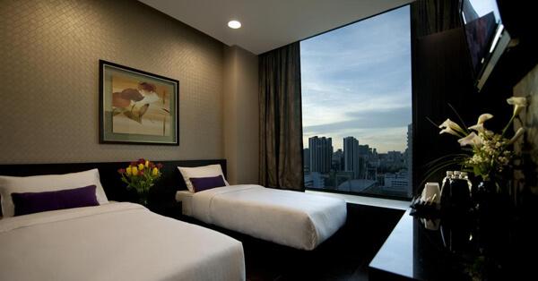 Hotel di Singapore - V Hotel Lavender