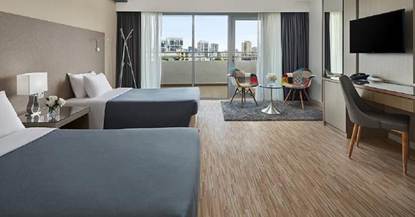Hotel di Singapore untuk Keluarga - RELC International Hotel
