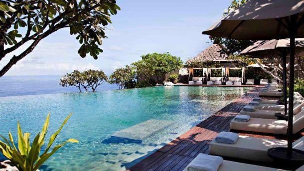 Hotel termahal di Indonesia - Bulgari Resort