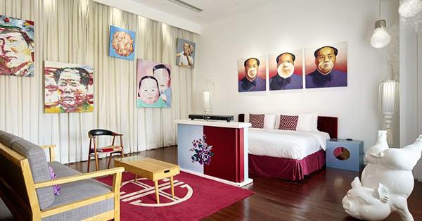 Hotel Unik di Hong Kong