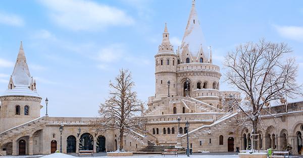 Destinasi Liburan Musim Dingin - Budapest, Hungary