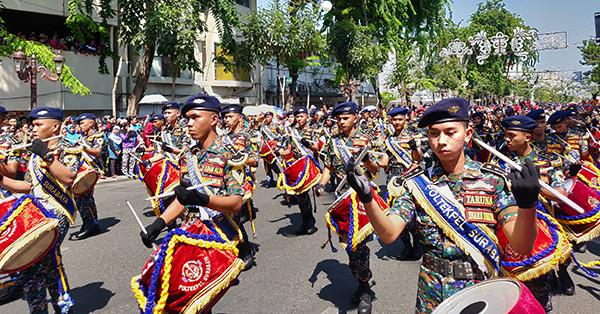 Parade Juang Surabaya 2019