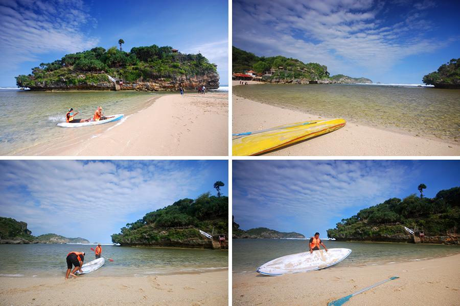 Hal Menarik Yang Bisa Kamu Lakukan Di Pantai Drini I Tiket Com