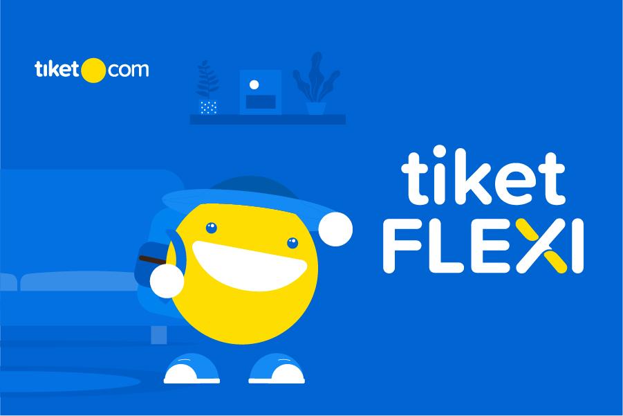 Adaptasi Cara Baru Beli Tiket! Bisa Liburan Kapan Aja Pakai tiket FLEXI
