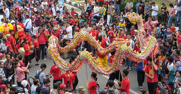 Perayaan Imlek di Jakarta - Nongki Net