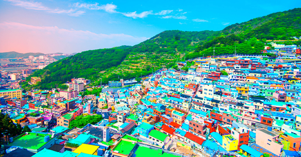 Itinerary Korea 7 Hari - Busan