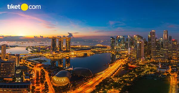 Itinerary Singapore