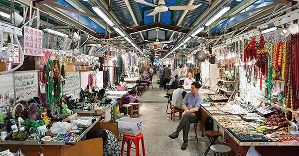 tempat belanja souvenir Hong Kong