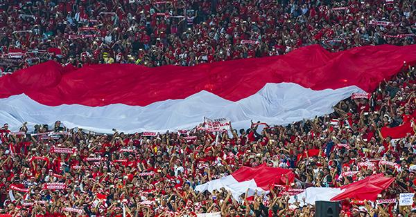 Jadwal Asian Games 2018 Sepakbola