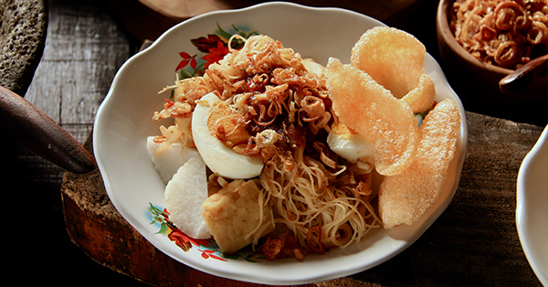 Jajanan Pinggir Jalan Jakarta Ketoprak - 9 Jajanan Pinggir Jalan Jakarta buat Pecinta Kuliner Kaki Lima
