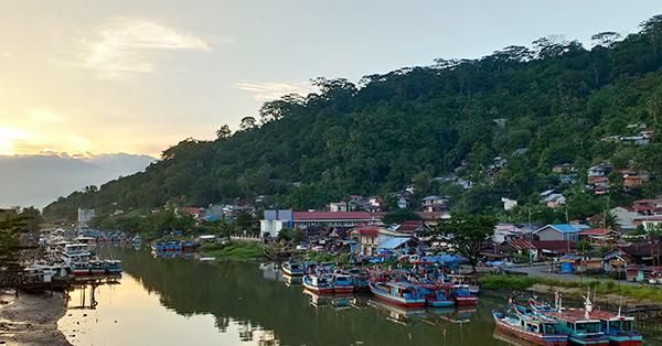 Wisata Keluarga di Padang - Jembatan Siti Nurbaya